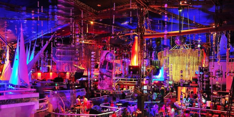 Best Nightlife In Sharm El