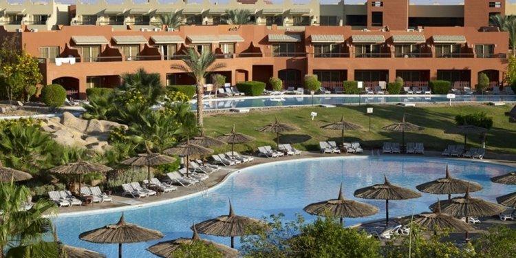 Sharm El Sheikh, Guestroom