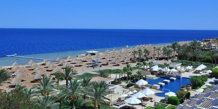 Sheraton Sharm Hotel, Resort