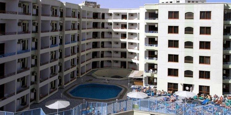 Triton Empire Hotel, Hurghada