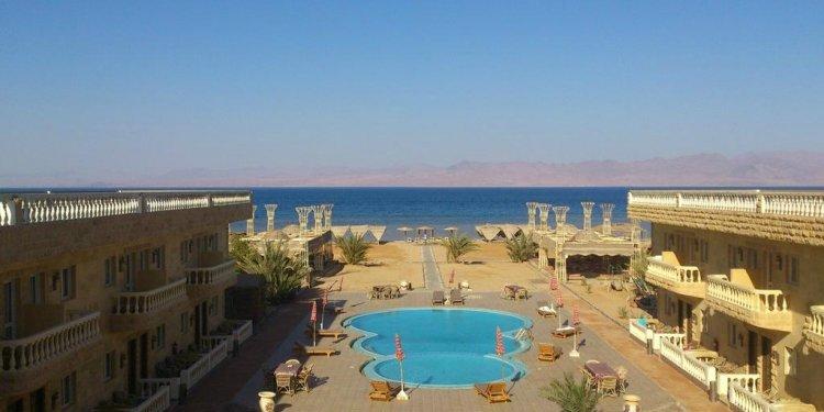 Ciao Nuweiba Hotel (Egypt)