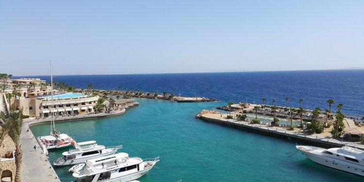 Climate: Hurghada