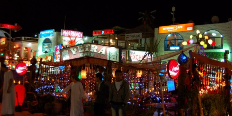 Egypt attraction, bars