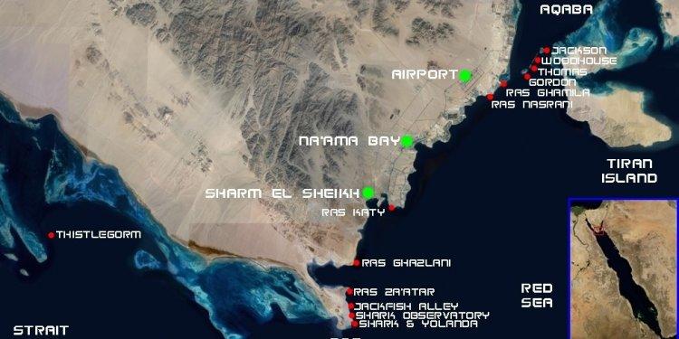 Egypt Travel Guide: Sharm el
