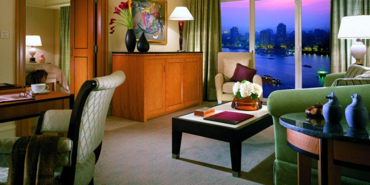 Four Seasons Hotel Cairo at