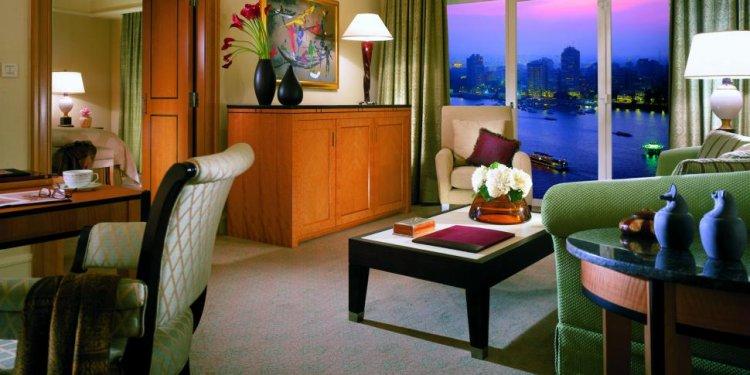 Four Seasons Hotel Cairo at