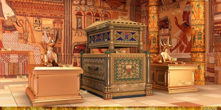 Hidden Objects Egyptian