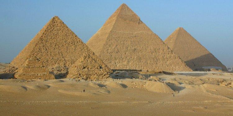 Egypt Holidays Giza Pyramids