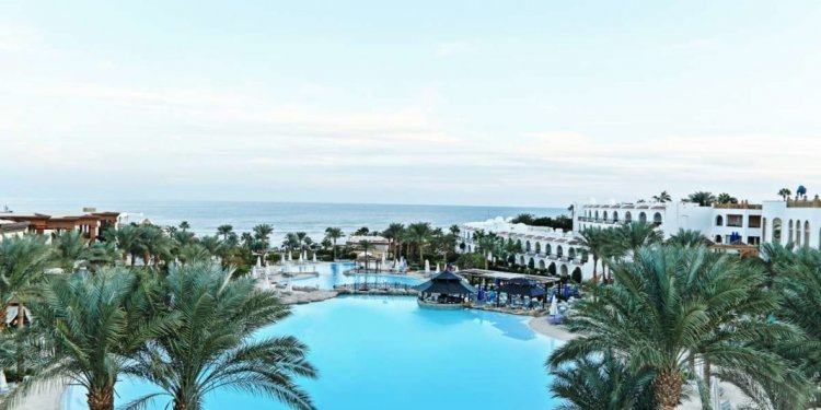 Hotel Review: Savoy, Sharm El