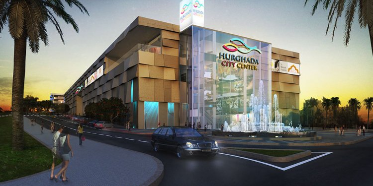 Hurghada City Center & Mixed