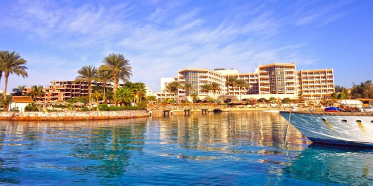 Hurghada, Egypt s southernmost