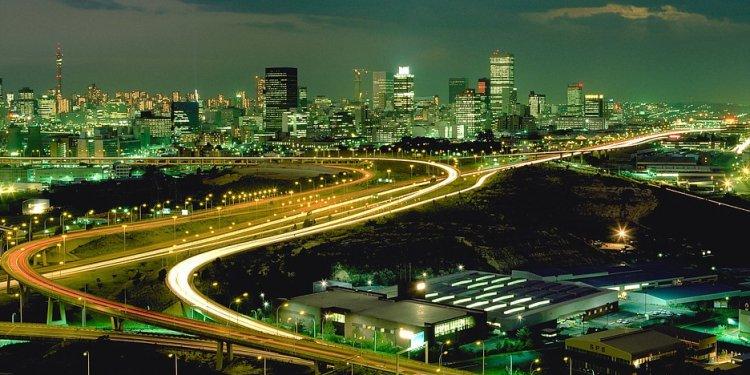 Johannesburg - Gauteng - South