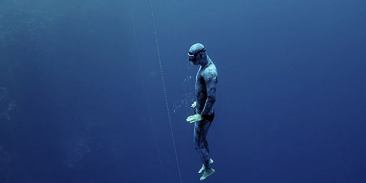 Learning to Freedive