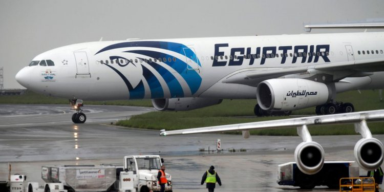Missing EgyptAir plane MS804: