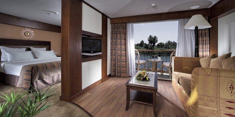 7 Nights Nile cruise on board
