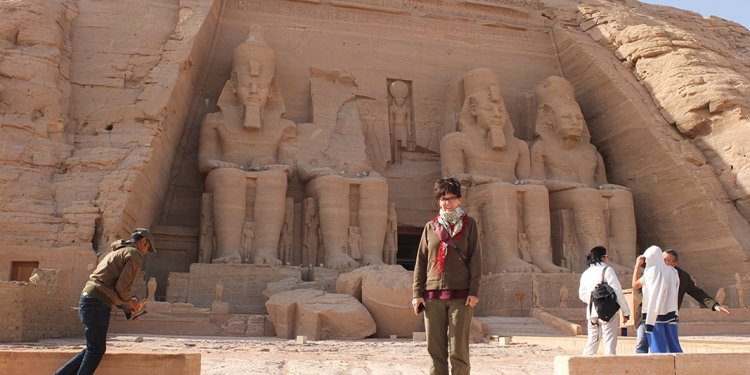 Tours to Egypt from USA and
