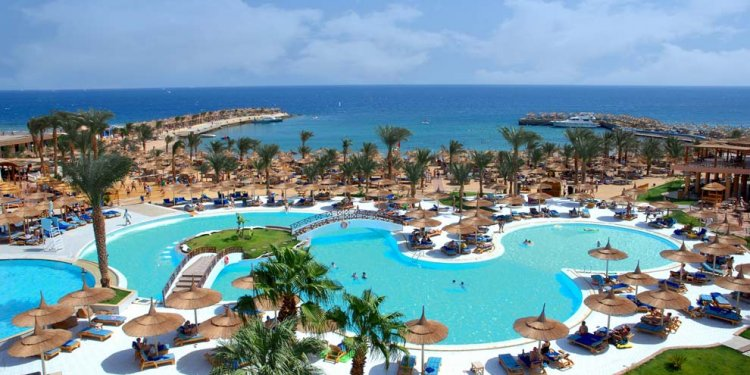 Albatros Resort in Egypt