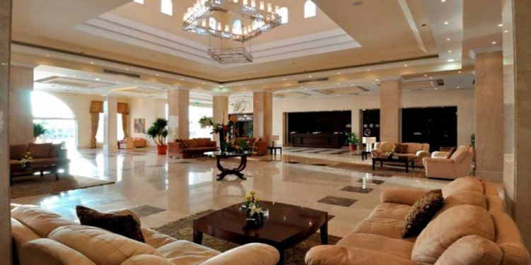 Rixos-Sharm-Egypt-Lobby