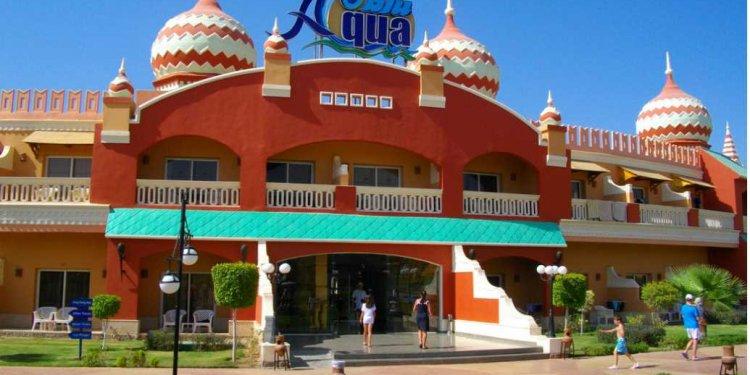 Aqua Blu Resort Sharm 4*Sharm