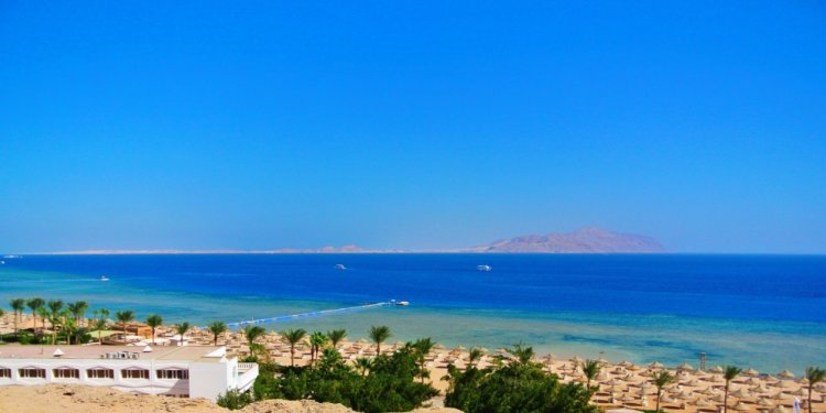 In Egypt - Sharm El Sheikh