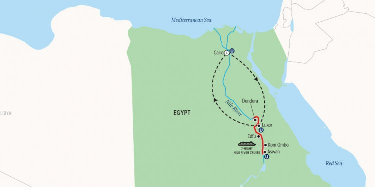 Splendors of Egypt & the Nile