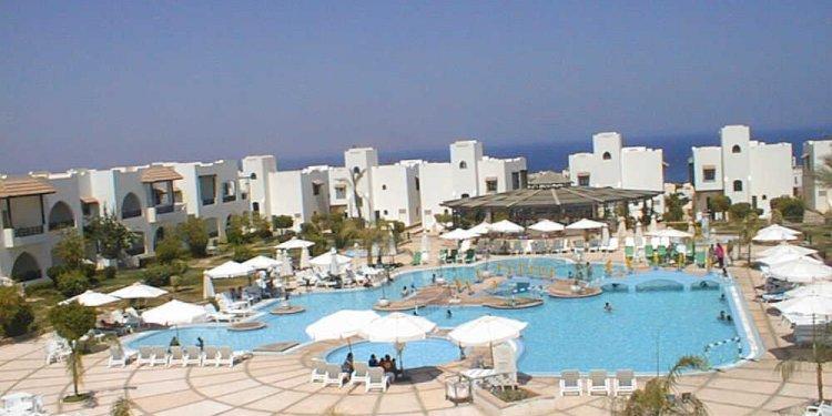 The Sahara Grand Sharm Resort