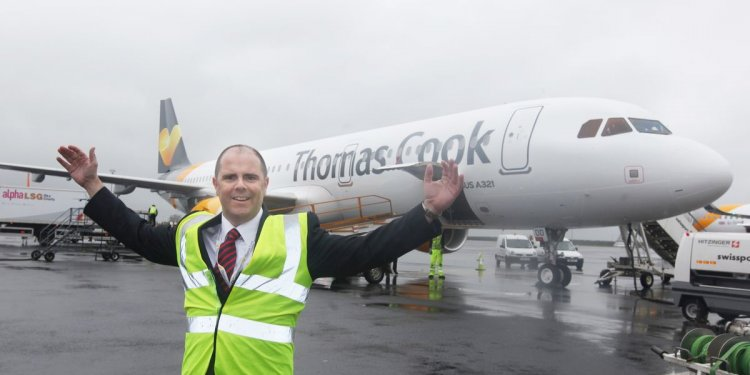 Thomas Cook announces new