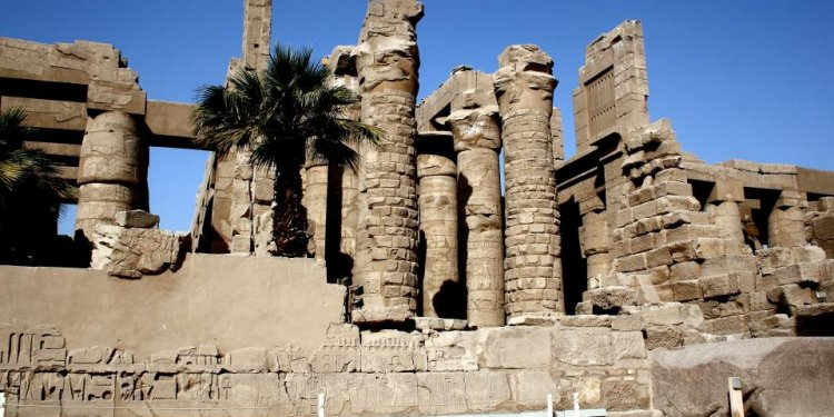 Flights to Luxor cancelled