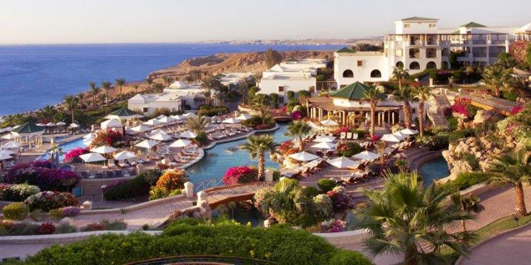 Population in Sharm El Sheikh