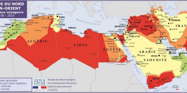 Trans Sahara Routes