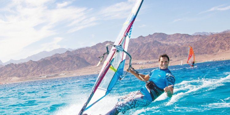 Windsurfing Holidays in Dahab