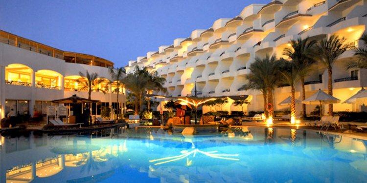 Tropitel Hotel, Sharm el