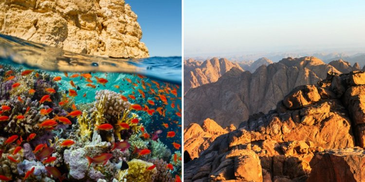 About Sharm El Sheikh