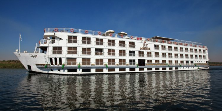 Nile legacy cruise ship