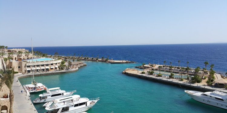 Weather in Hurghada in October