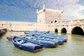 Essaouira is essential see in Morocco