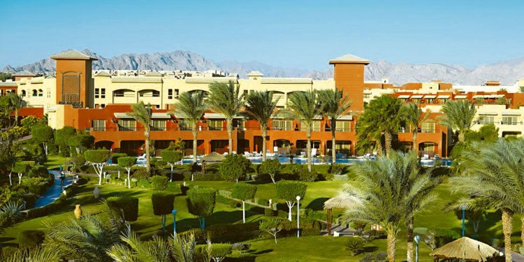 Egypt Sharm El Sheikh Holiday Village