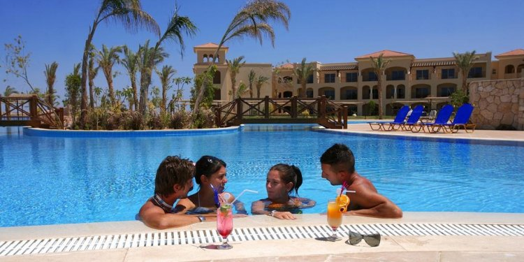 Holidays to Jaz Mirabel Beach Egypt