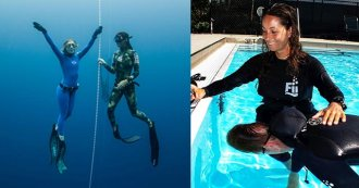 not used to Freediving? Here's how to start.
