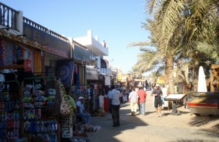 photo, image, street, Dahab, Egypt