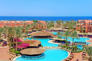 Sharm el-Sheikh is an Egyptian resort area between the desert of Sinai Peninsula therefore the Red water