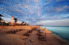 Sharm el Sheikh is well known for the great shores and deep blue sea.