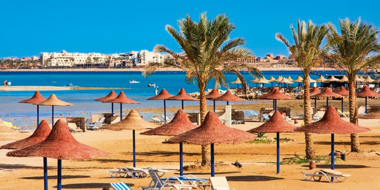 Sharm El Sheikh average weather