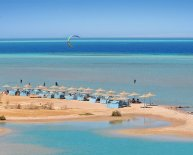 El Gouna Egypt beach
