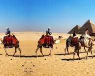 Last minute flights to Egypt